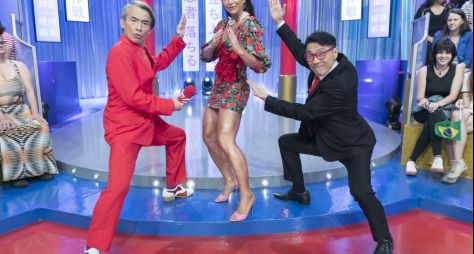 Domingo Show será exibido em novo horário