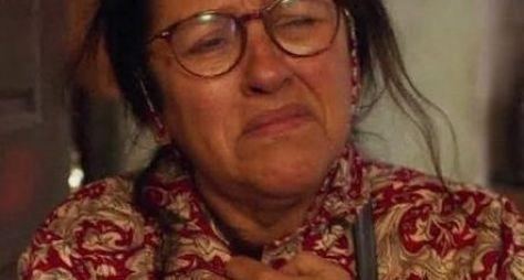 """""""Eu não posso nem imaginar"""", diz Regina Casé sobre ansiedade com """"Amor de Mãe"""""""