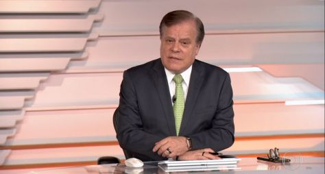 Globo dispensa jornalistas com mais de 60 anos para ficarem em casa