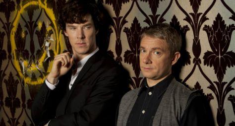 Segunda temporada de Sherlock estreia na TV Brasil nesta terça (24/3)