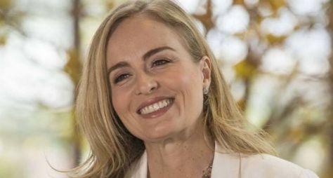 TV Globo renova contrato de Angélica por obra específica