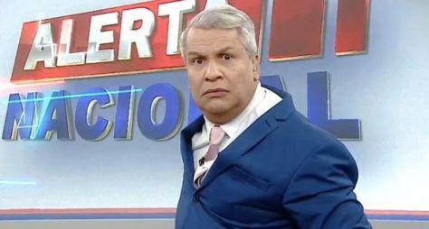 """""""Alerta Nacional"""", apresentado por Sikêra Jr., conquista sua melhor audiência"""