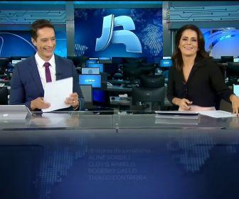 Jornal da Record bate recorde de audiência no ano e garante a vice-liderança