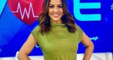 Duda Rodrigues estreia o programa Saúde e Você, na RedeTV!