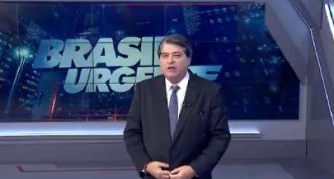 """Band fica fora do ar e perde o quarto lugar para o """"Alerta Nacional"""", da RedeTV!"""
