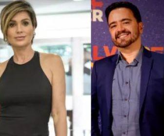 """Flávia Alessandra e Daniel Ortiz comentam sobre a primeira final de """"Salve-se"""""""