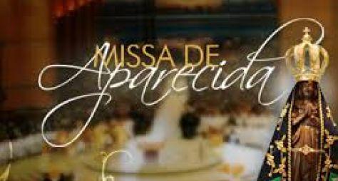 Missa de Aparecida vence Record TV, que chega a ficar em 7º lugar