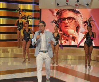 """RedeTV! reprisa o """"João Kléber Show Especial Chacrinha"""""""