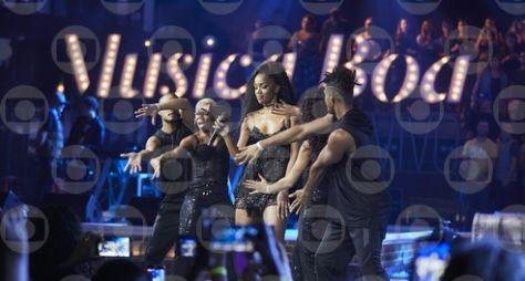 IZA fala sobre o retorno aos sábados musicais da Globo