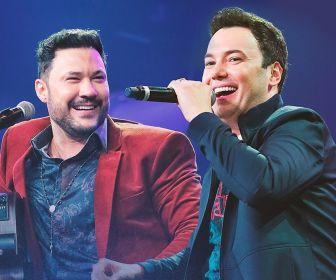 """""""Música na Band"""" exibe show da dupla João Bosco & Vinícius"""