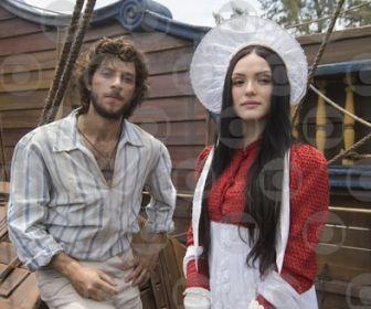 Novo Mundo: O futuro de Joaquim e Anna após o primeiro encontro