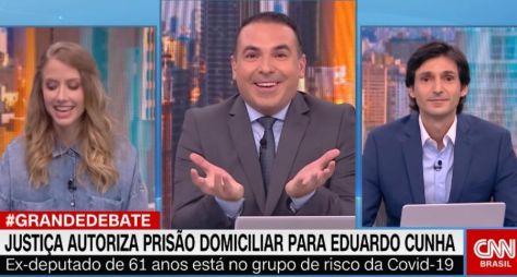 """Caio Copplla e Gabriela Priolli não querem mais participar de """"O Grande Debate"""""""
