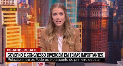 CNN Brasil terá novo quadro de sobre política e atualidades com Gabriela Prioli