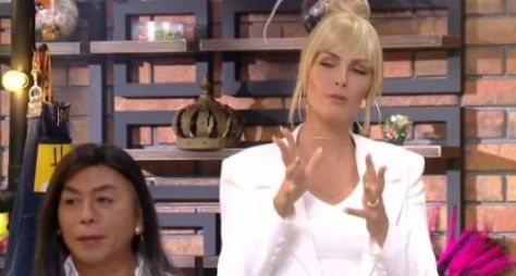 Ana Hickmann comete gafe na final do reality Hair: o reality dos Cabelos