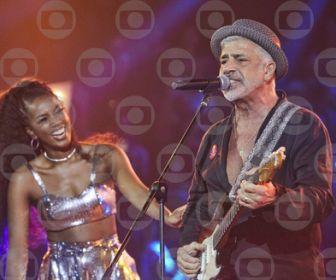 IZA recebe Lulu Santos e Jota Quest no 'Música Boa' deste sábado