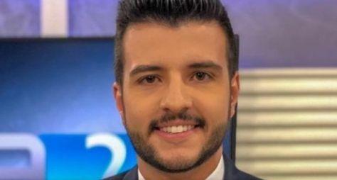 Matheus Ribeiro pede demissão da TV Anhanguera