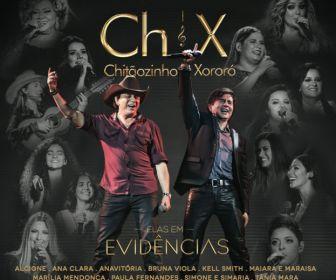 """Música na Band"" exibe show da dupla Chitãozinho & Xororó"