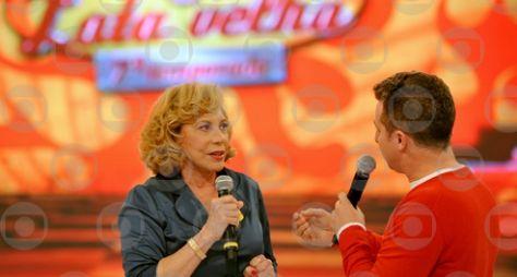 Fina Estampa: Vilma participa do Lata Velha