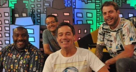 RedeTV! é vice-líder de audiência com o Encrenca
