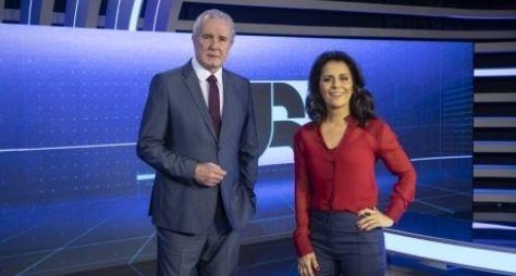 Em março, audiência do Jornal da Record cresce em todo o país;
