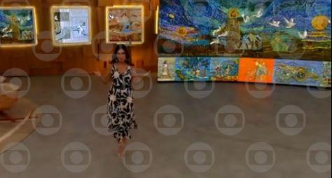 'Encontro com Fátima Bernardes' volta à grade da Globo