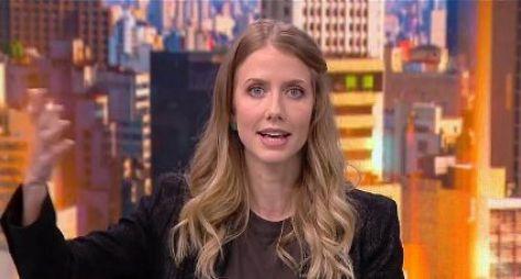 Gabriela Prioli decide permanecer na CNN para outro programa de debete