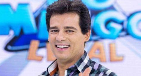 Celso Portiolli confessa que já recebeu proposta da TV Globo