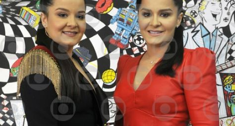 Maiara&Maraisa inaugura lives do 'Conversa com Bial'