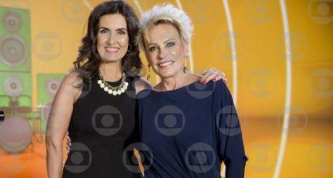 Um 'Encontro' especial: Fátima Bernardes e Ana Maria Braga