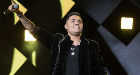 """Música na Band"" exibe live de Felipe Araújo nesta sexta-feira"