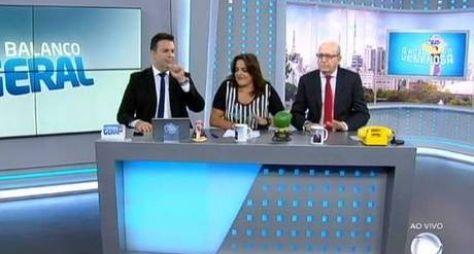 Record TV passa a admitir que A Hora da Venenosa é vice-líder de audiência