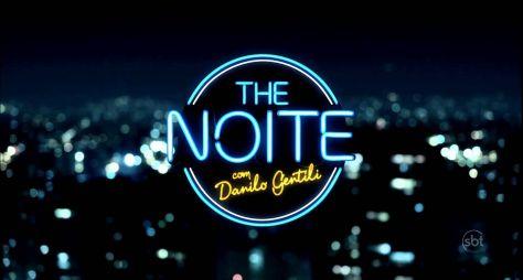 The Noite com Danilo Gentili garante a vice-liderança para o SBT