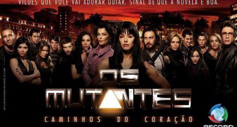 Saiba quando estreia Os Mutantes na Record TV