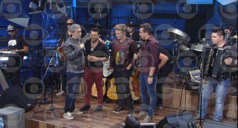 """""""Altas Horas"""" deste sábado resgata a história da música sertaneja no Brasil"""