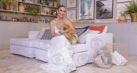 Ivete Sangalo comemora 'Em Casa', novo projeto multiplataforma da Globo