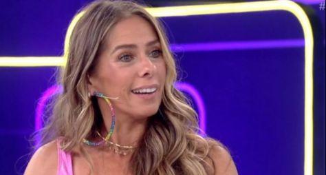 Adriane Galisteu apresentará o Power Couple Brasil após pandemia do Coronavírus