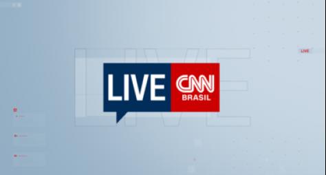 A direção da CNN Brasil está satisfeita com seu primeiro mês de operações