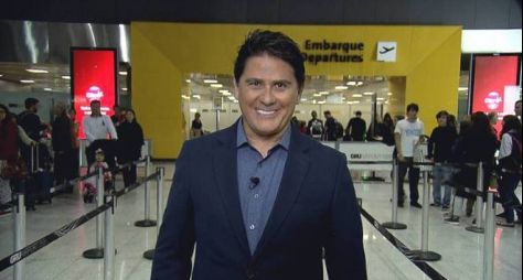 Série Alerta Aeroporto supera audiência de Ratinho e é vice-líder