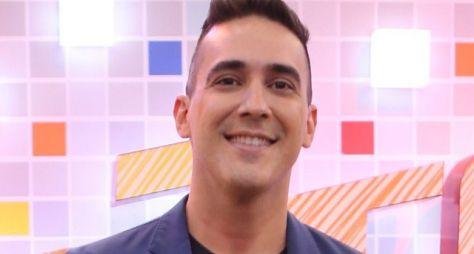"""André Marques volta a ser apresentador do """"É de Casa"""""""