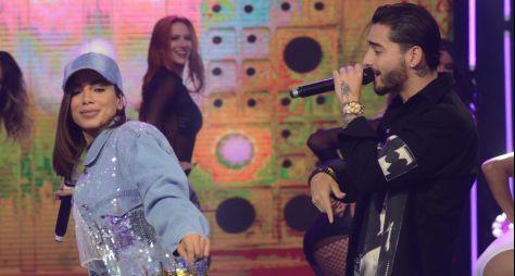 Hora do Faro: Anitta em dobro e em duelo no programa!