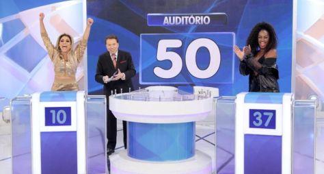 """""""Programa Silvio Santos"""" recebe Lexa e Iza neste domingo"""