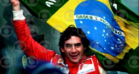 Galvão Bueno e as lembranças do amigo Ayrton Senna