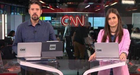 CNN Brasil encerra o mês de abril entre os canais mais assistidos da TV paga