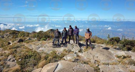 """""""Globo Repórter"""" percorre uma das travessias de montanhas mais difíceis do Brasi"""