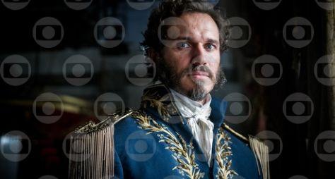 """Paulo Rocha fala sobre o personagem em """"Novo Mundo"""""""