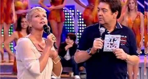 """""""Domingão do Faustão"""" receberá Xuxa, Mara Maravilha e Angélica"""