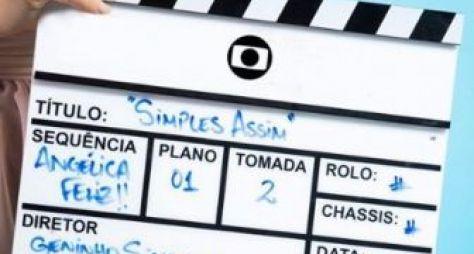 """TV Globo adia para 2021 a estreia do """"Simples Assim"""", com Angélica"""