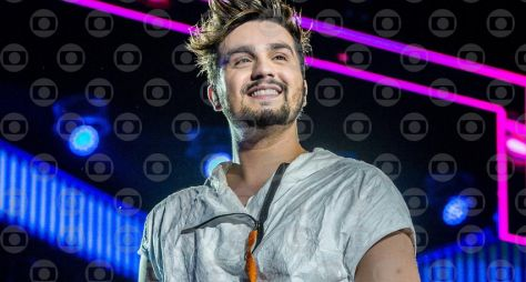 Em homenagem aos namorados, Luan Santana fará live pela TV Globo