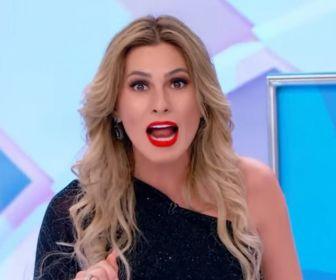 """Lívia Andrade faz um desabafo após ser dispensada do """"Triturando"""""""