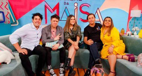 Momento Reprise: Maisa recebe Tom Cavalcante, Bruno de Lucca e Preta Gil